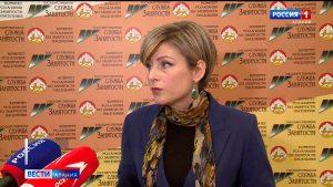 Альбина Плаева: Никто из работодателей пока не планирует сокращать персонал