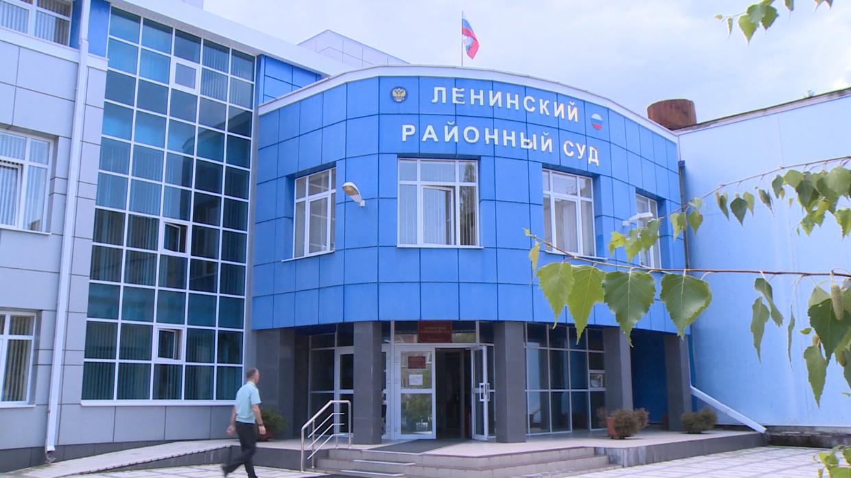 Ленинский райсуд избрал меру пресечения еще троим участникам несанкционированного митинга во Владикавказе
