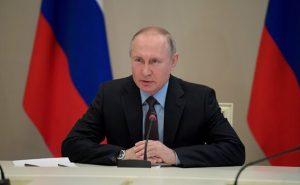 Владимир Путин выступит с новым обращением к россиянам