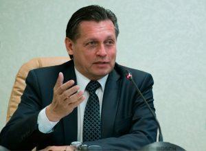 Заместитель генерального директора ВГТРК Рифат Сабитов вошел в состав Общественной палаты РФ