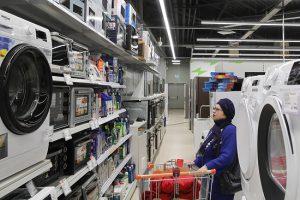 Первыми после улучшения ситуации с коронавирусом в Северной Осетии откроются магазины промтоваров