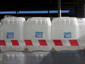 Нелегальный оборот 200 тонн спирта пресечен во Владикавказе и Беслане