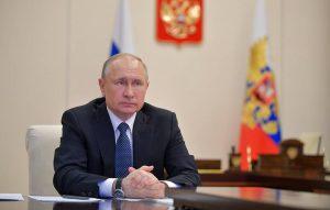 Путин подписал указ о выплатах семьям с детьми по 5 тыс. рублей на каждого ребенка