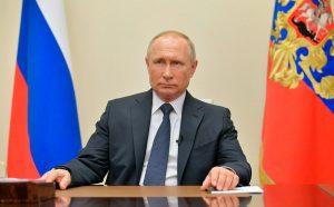 Нам удалось затормозить распространение эпидемии коронавируса — Путин