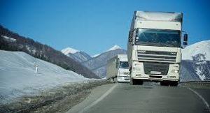 Движение по Военно-Грузинской дороге восстановлено