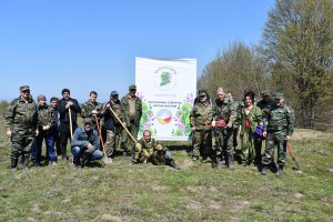 В Алагирском лесничестве высадили 13 тысяч саженцев дуба в рамках всероссийской акции «Сад памяти»