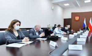 Вячеслав Битаров провёл экстренное совещание с руководителями лечебно-профилактических учреждений