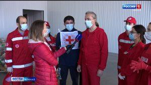 Джамболат Тедеев помог более 500 семьям, оказавшимся в трудной ситуации в период пандемии