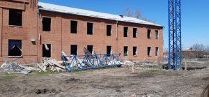 В селении Ногир начали реконструкцию школы