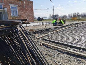 В Беслане проходит реконструкция очистных сооружений