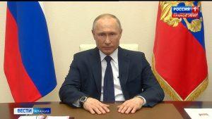 Нерабочие дни в России продлены до конца апреля