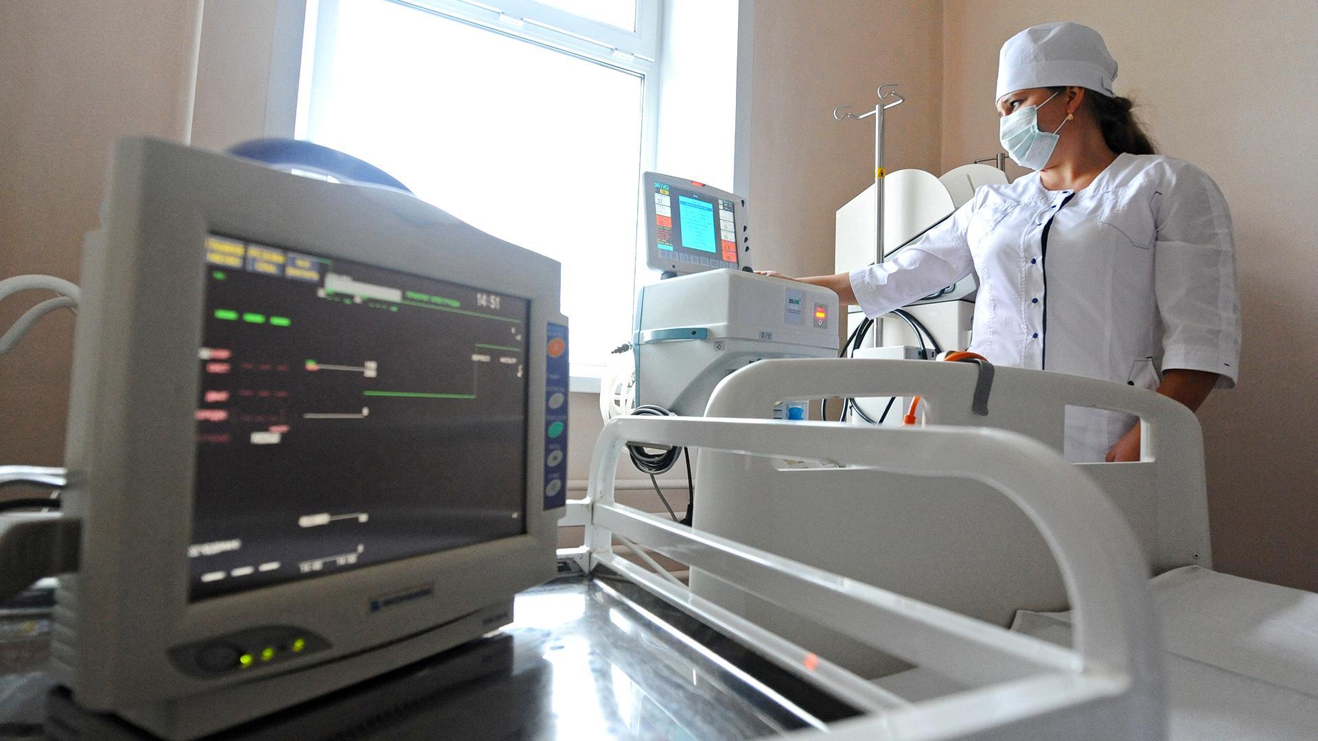 В больницах Владикавказа скончались еще четверо пациентов с коронавирусом