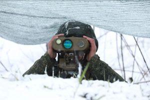 Военнослужащие ЮВО провели двустороннее ротное тактическое учение в Северной Осетии