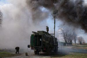 Специалисты 58-й армии отработали задачи по организации устойчивой и защищенной связи