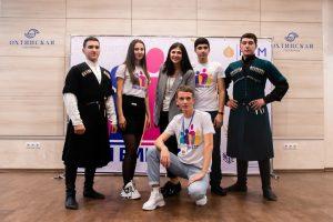 Команда Эльхотовского многопрофильного колледжа стала финалистом всероссийского конкурса-фестиваля «Мы вместе!»