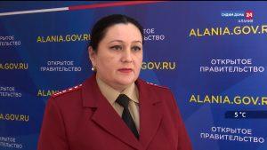 Россия 24. Ситуация с COVID - 19 в Северной Осетии