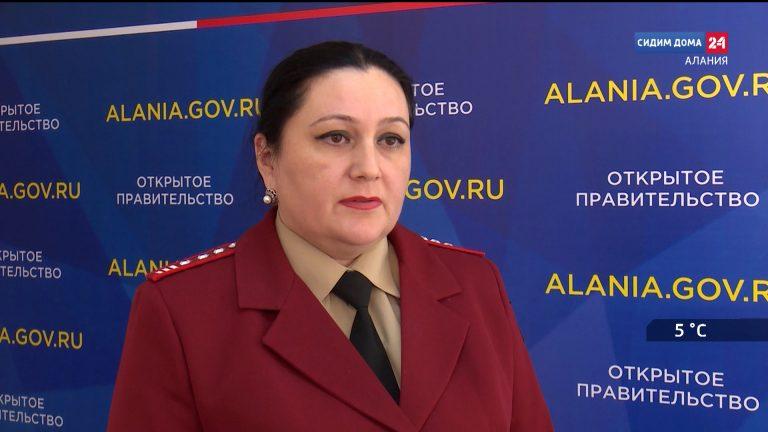 Россия 24. Ситуация с COVID — 19 в Северной Осетии