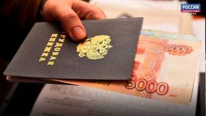 Россия 24. Социальные выплаты по безработице во время пандемии