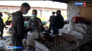 Предприниматель Альберт Цалиев помогает жителям Дигоры