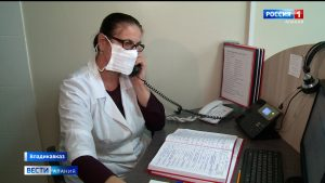 Доктор-онлайн: поликлиники республики продолжают работу в режиме повышенной готовности