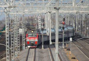 РЖД сократили периодичность курсирования поезда Владикавказ-Москва