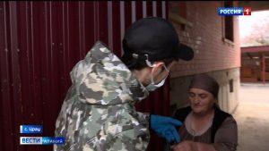 Меценаты оказывают гуманитарную помощь жителям родных сел