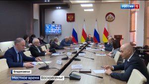Таймураз Тускаев: необходимо сохранить темпы реализации национальных проектов в Северной Осетии