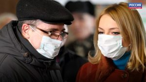 Россия 24. С 12 мая в Северной Осетии вводится масочный режим