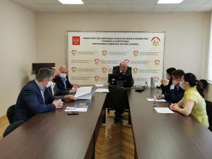 Министерство ЖКХ, топлива и энергетики Северной Осетии предложило включить дополнительные объекты в программу газификации Газпрома