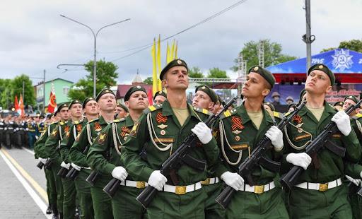 Южный военный округ приступил к подготовке проведения военных парадов в десяти городах Юга России