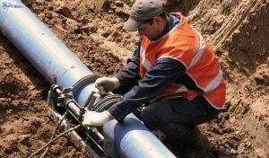 В Ольгинском завершили реконструкцию около 30 км водопроводных сетей