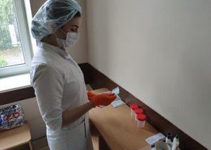 Призывников в Северной Осетии тестируют на коронавирусную инфекцию