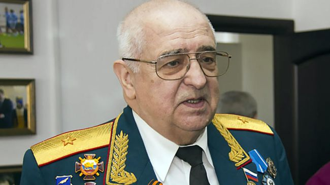 В Москве найден мертвым генерал-майор ФСБ Юрий Бзаев