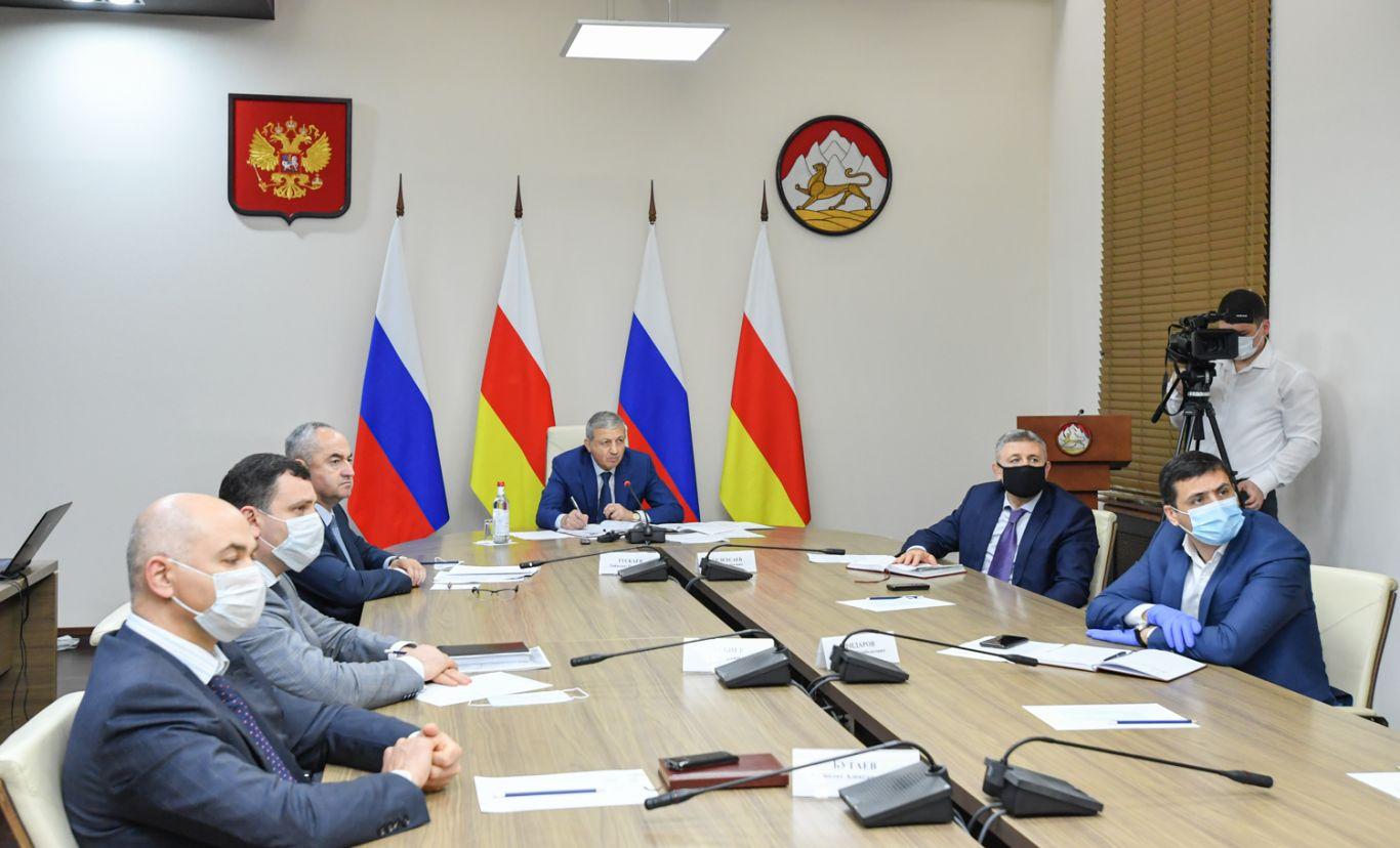 Северная Осетия в течение месяца получит 11 новых машин скорой помощи