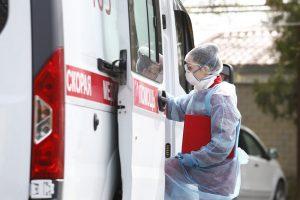 В Северной Осетии растет количество пациентов больниц с симптомами ОРВИ и пневмониями