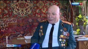 Подполковник Ахсарбек Аликов: воин и поэт