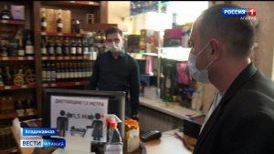 Эксперты Роспотребнадзора проверили работу магазинов, которые занимаются розничной торговлей алкоголем