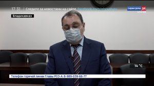 Россия 24. В Северной Осетии скончался врач, заразившийся Covid-19