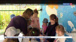 На время эпидемии коронавируса в пяти владикавказских детсадах работают дежурные группы