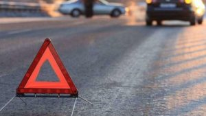 На трассе Владикавказ — Алагир столкнулись три машины, четверо пострадавших
