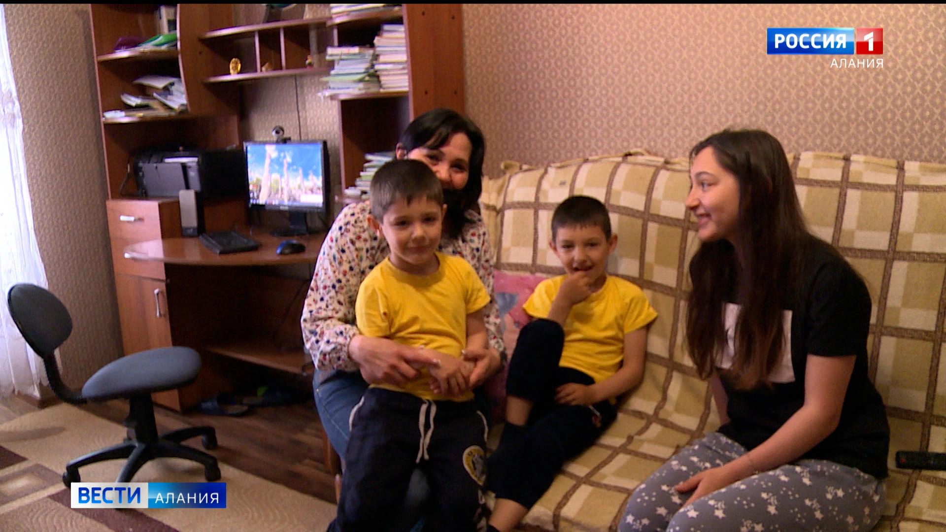Фамильный фонд Джиоевых поддерживает родственников, которые пострадали от пандемии
