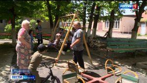 В Северной Осетии продолжается реализация партийного проекта «Городская среда»