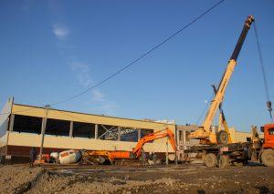 Во Владикавказе завершили строительство главного здания военного госпиталя