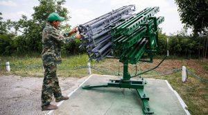 Сельхозугодия Северной Осетии на 80% защищены от града