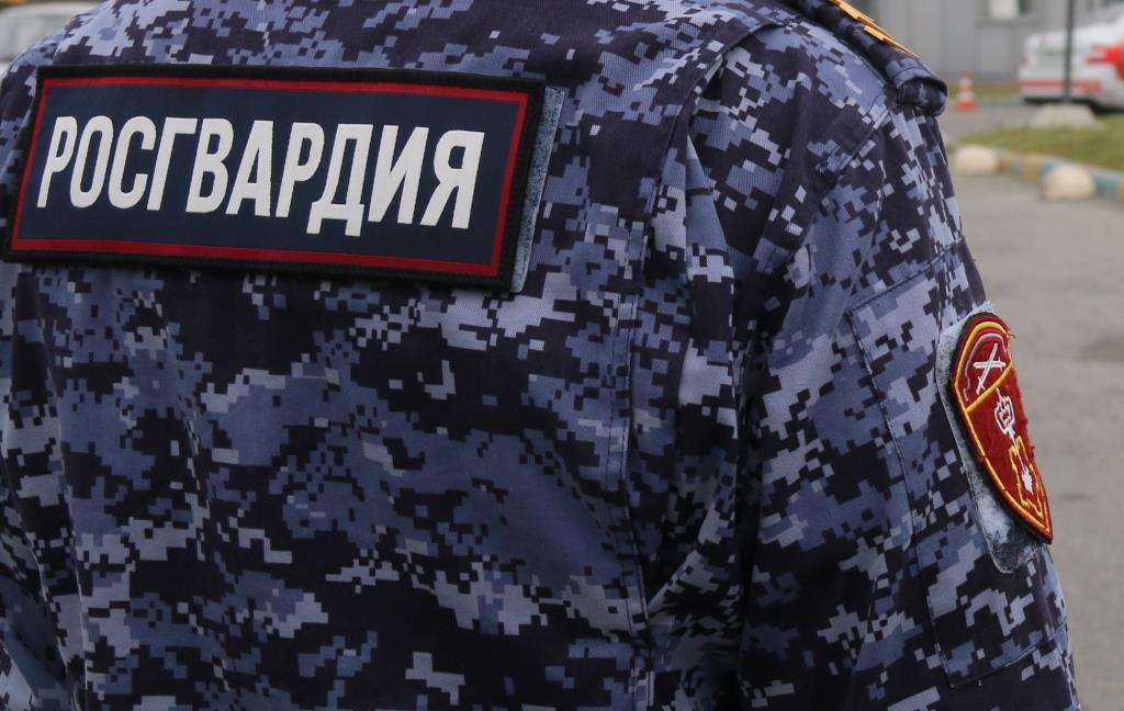 Во Владикавказе росгвардейцы задержали подозреваемого в покушении на убийство
