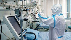 В КБСП скончалась 71-летняя пациентка с подтвержденным коронавирусом