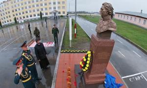 Во Владикавказе открыли бюст фельдмаршала Михаила Кутузова