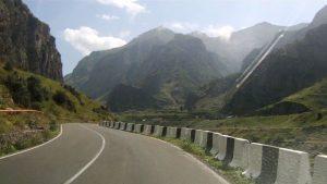 Военно-Грузинская дорога работает в штатном режиме