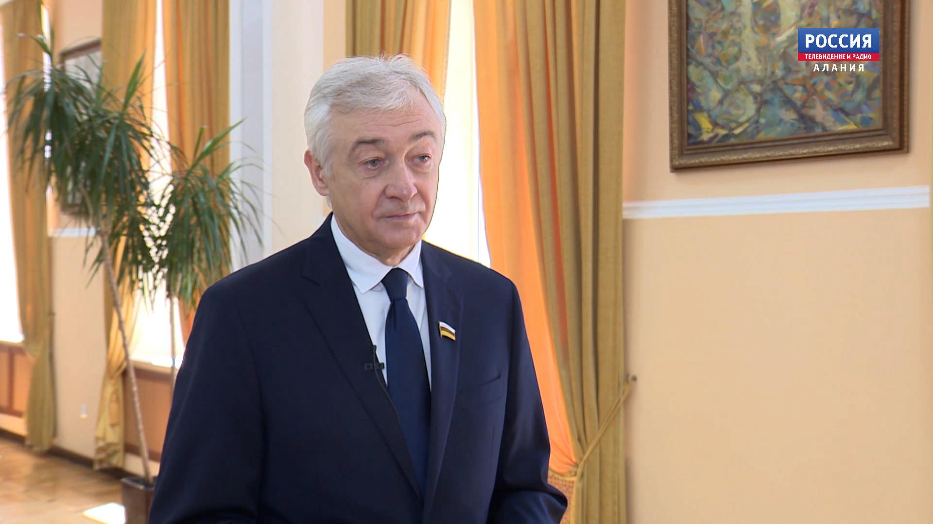 Интервью. Алексей Мачнев