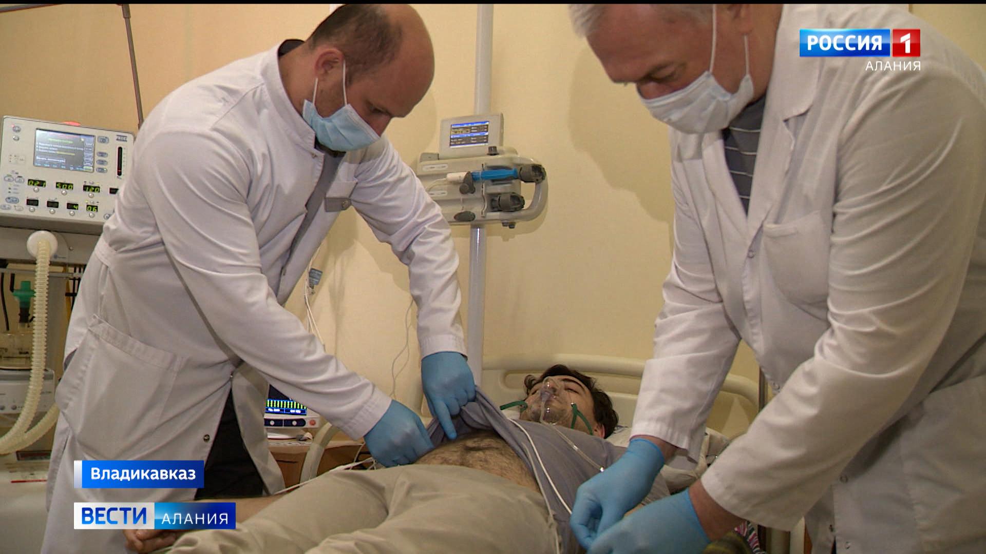 В СОГМА разработали методику лечения коронавируса